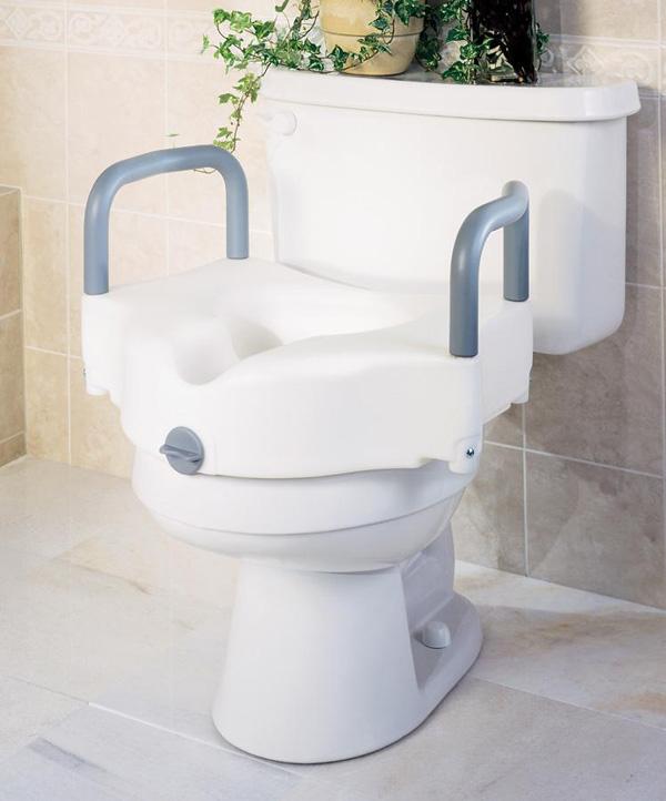 Повдигната седалка за тоалетни AIS 4019