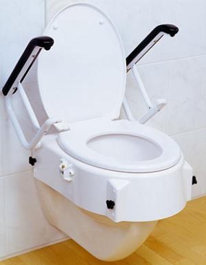 Общи данни. Надстройки за тоалетни чинии