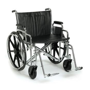 АТ-604/ВКЕ4-тежки хора инвалидна количка