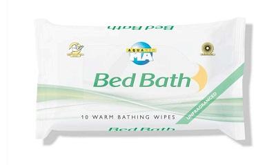 Мокри кърпи за сухо измиване на тяло
