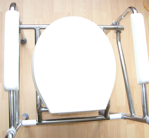 LK 8005 и 0809155 тоалетен сгъваем стол