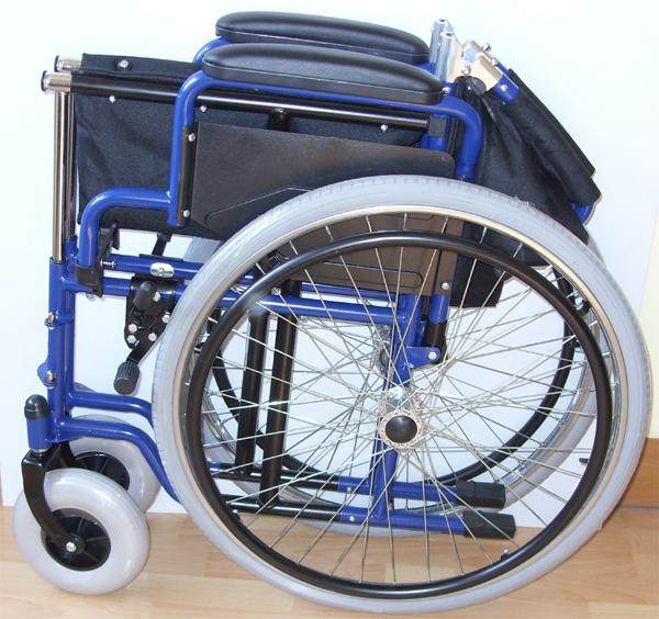 Инвалидна количка  мини MSW 4100