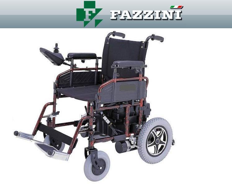 Fazzini P101/FS110 електрическа количка