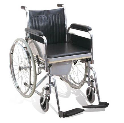 Рингова количка-стол LK 6005-45W/BKE 4