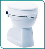 Повдигната седалка за тоалетна Aquatec