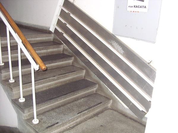 Преодоляване на стълби  Индивидуални рампи