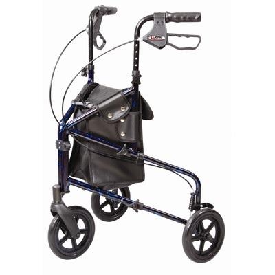 Ролатор-проходилка с чанта на три колела