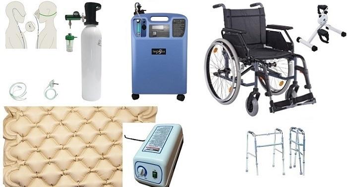 Наемане инвалидна количка, концентратор