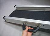 Олекотена рампа 77-210см модел 8161