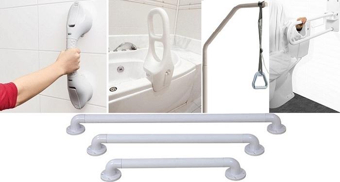 Дръжки за стена, баня, вана, болнично легло