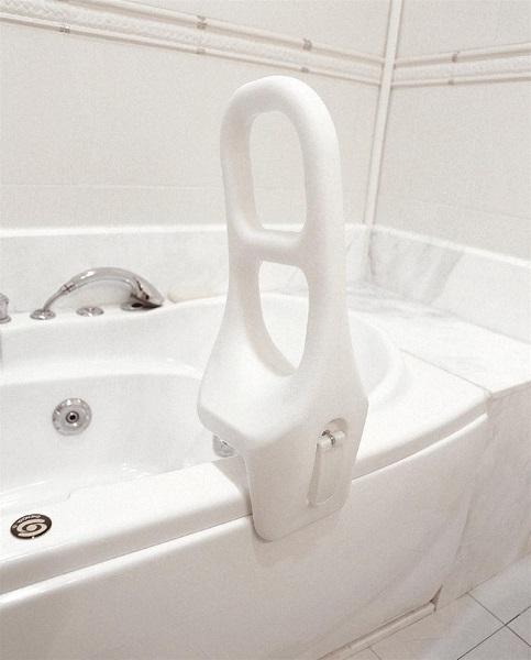 Ръкохватка за прикрепяне към вана