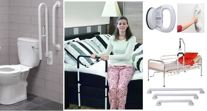 Приспособления за баня, вана, тоалетна, легло