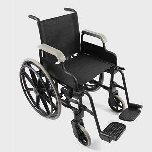 От пластмаса рингова инвалидна количка за баня 0808565