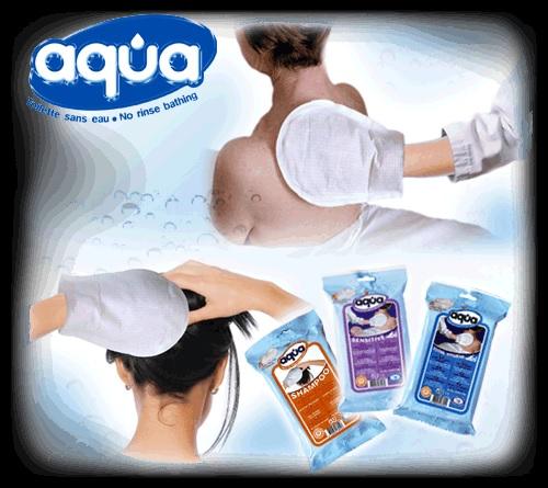 Продуктите Aqua® на Cleanis Франция