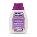 Aqua lotion sensitive