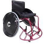 Алуминиева инвалидна количка за баскетбол