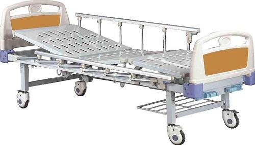 Болнично легло ръчно сгъващо се