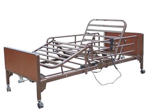 Легло с 4 функции електрическо