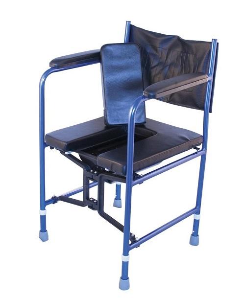 Тапициран тоалетен стол комбиниран 0808376 на тапи
