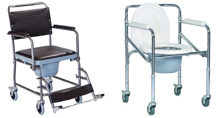 Комбиниран стол за тоалет, баня на цена 200лв