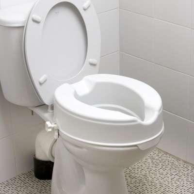 Монтирана надстройка за тоалетна чиния