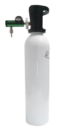 0808908 Кислородна бутилка 3 литра Afrodite
