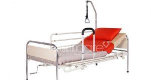 Болнично легло в къщи, принадлежности