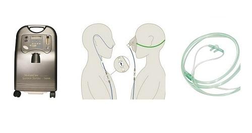 Кислороден концентратор за кислородна терапия
