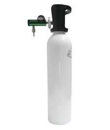 "0808908 Кислородна бутилка 3 литра Aphorodite ""π"" 2010/35/EU"
