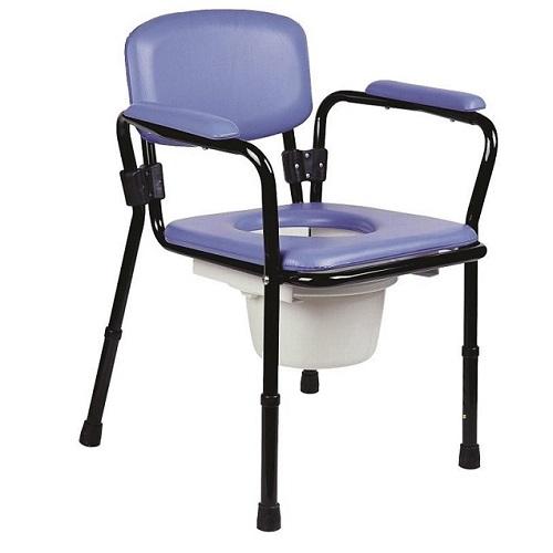 Комбиниран стол на тапи тапициран 0806620