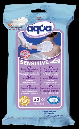 Aqua® Опаковка