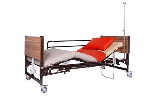 Електрическо болнично легло с 5 функции