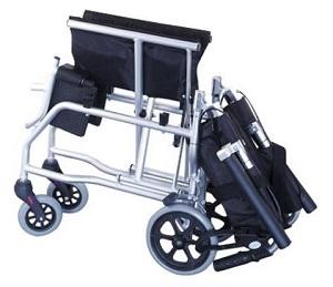 сгъната инвалидна количка 0808377