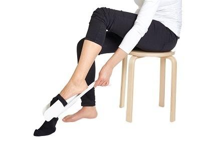 Обувалка на чорапи модел 610