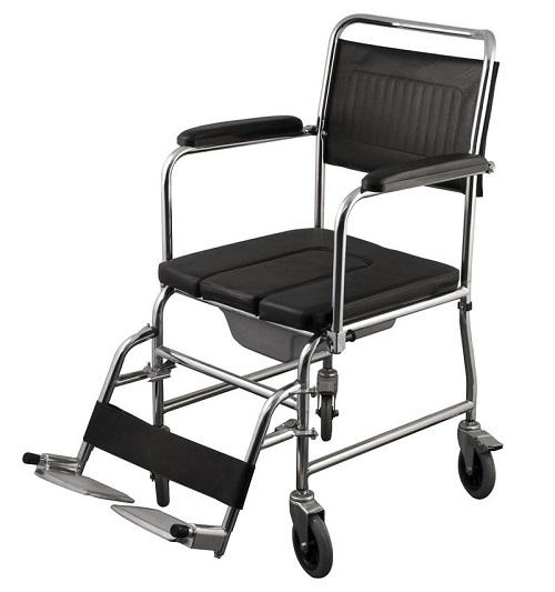Комбиниран инвалиден стол освободен отпред 0806777