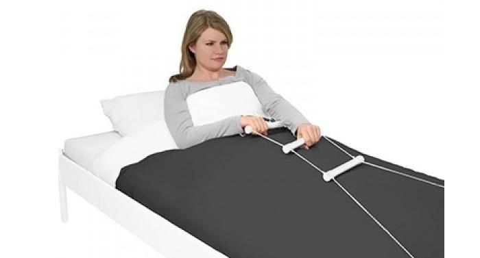 Стълба с ръкохватки за вдигане от легло