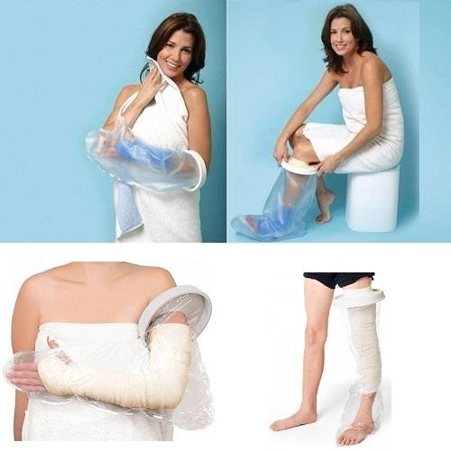Воев, Протектори, прозрачни защитни ботуши и ръкави за баня