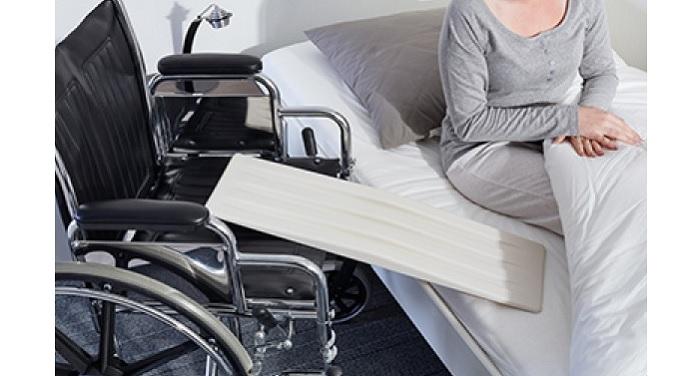 За преместване на болен дъска трансферна