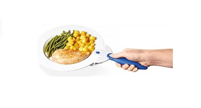 Дръжка за хващане на гореща чиния