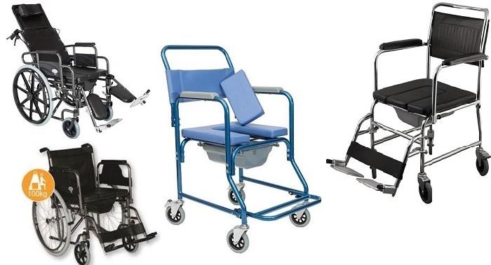 Столове за тоалет и баня за възрастни, инвалиди