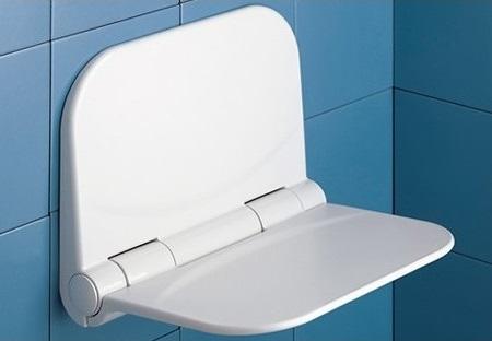 Сгъваем стол седалка за баня готовност за ползване