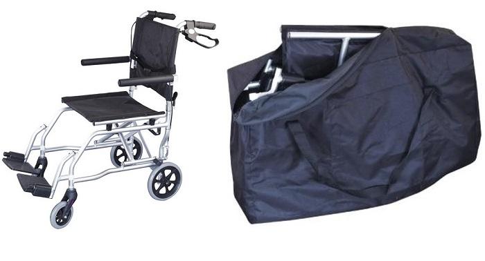 Портативна мини инвалидна количка
