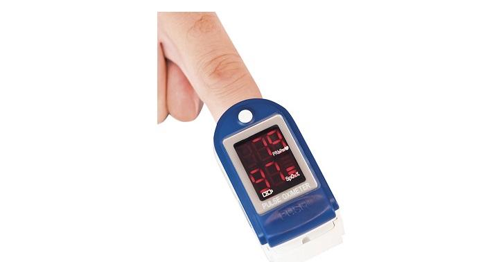 Оксиметър, терапия с кислород, измерване