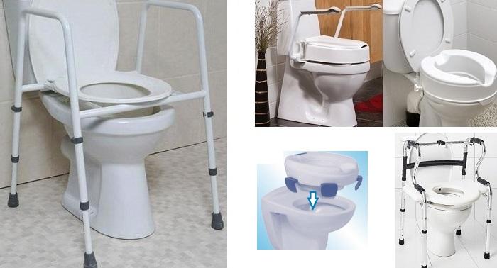 Повдигане на тоалетни без ремонт
