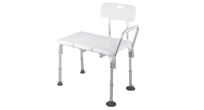 За вана и баня стабилен стол, вакуум и дръжка